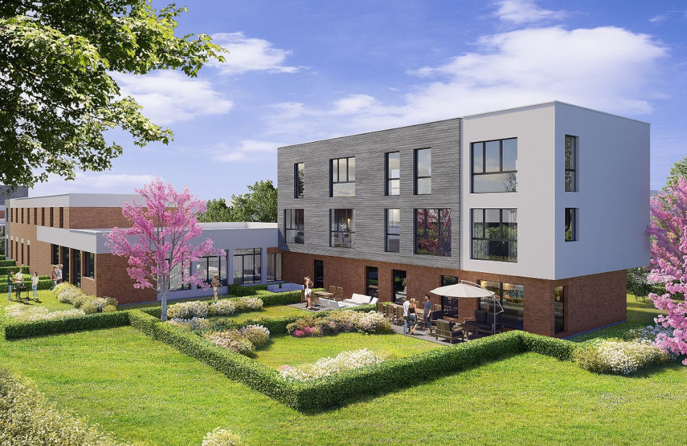 Appartements neufs  Loi  Saint-André-lez-Lille (59350)