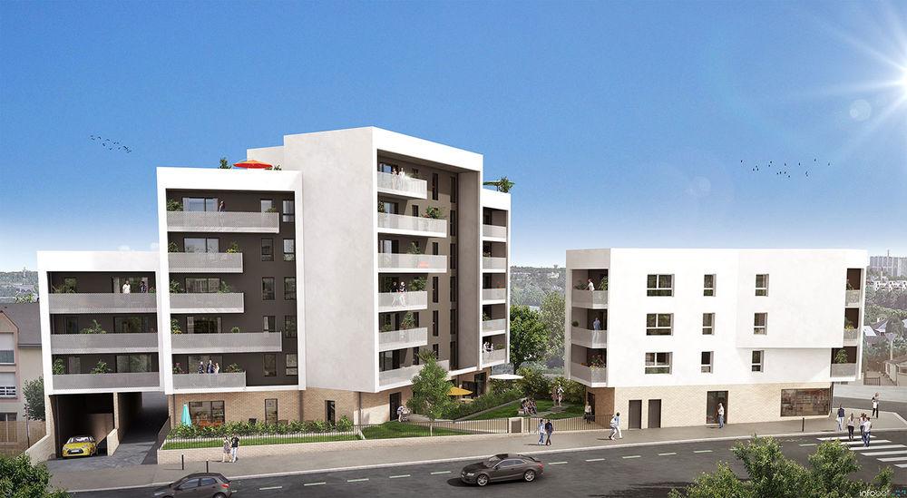 Appartements neufs   Rennes (35000)