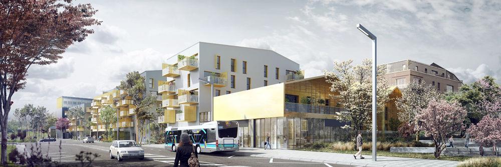 Appartements neufs et Maisons neuves   Rennes (35000)