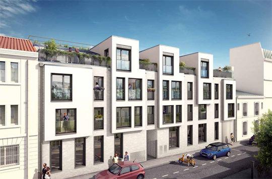 Vente appartement paris 75019 annonces appartements for Appartement atypique 75019