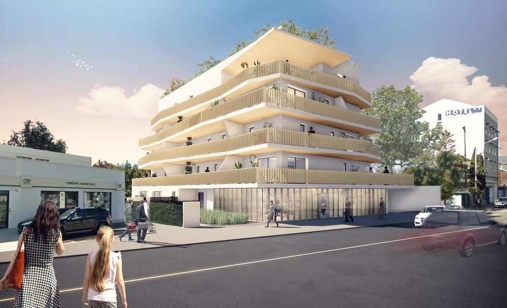 Appartements neufs  Loi  Guilherand-Granges (07500)