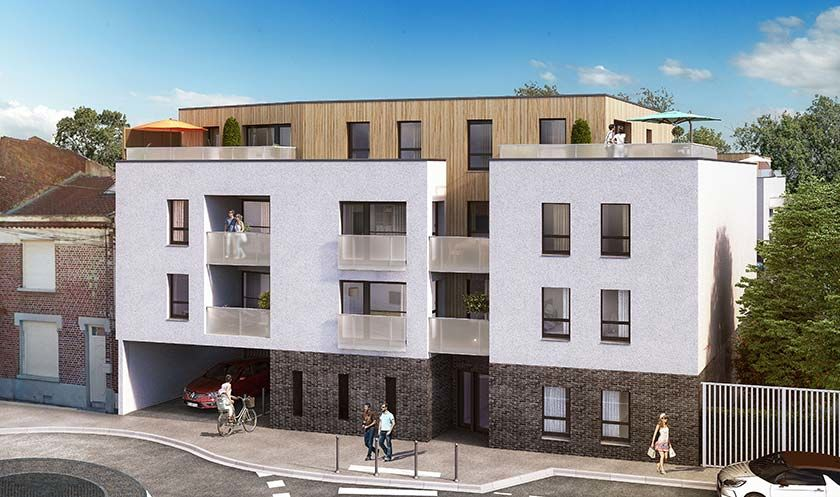 Appartements neufs  Loi  Loos (59120)