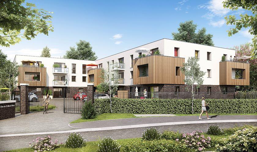 Appartements neufs  Loi  Wasquehal (59290)