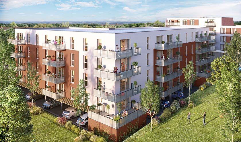 Appartements neufs  Loi  Douai (59500)
