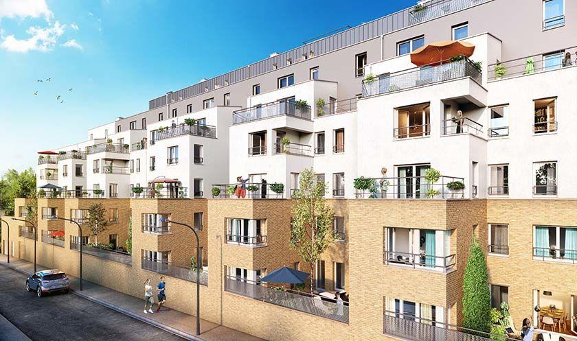 Appartements neufs   Noisy-le-Sec (93130)
