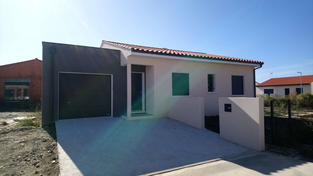 Maisons neuves   Ornaisons (11200)