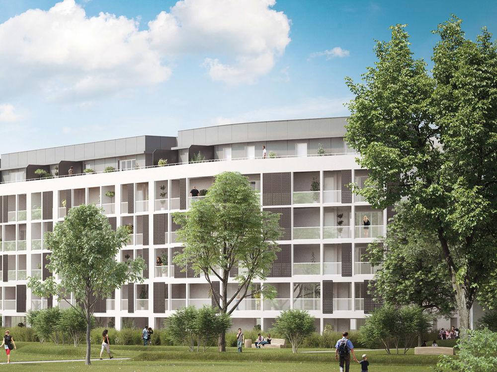 Programme neuf appartements neufs loi m rignac 33700 for Appartement merignac