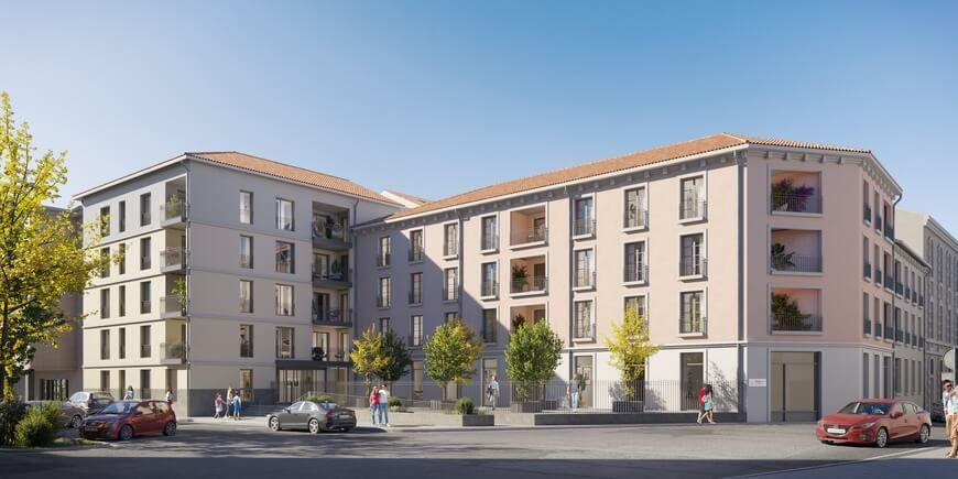 Appartements neufs   Valence (26000)