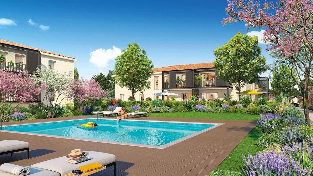 Appartements neufs  Loi  Saint-Cannat (13760)