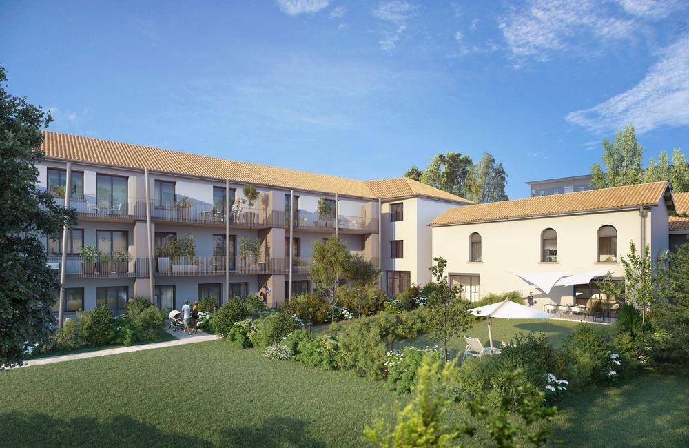 Appartements neufs   Saint-Martin-d'Hères (38400)