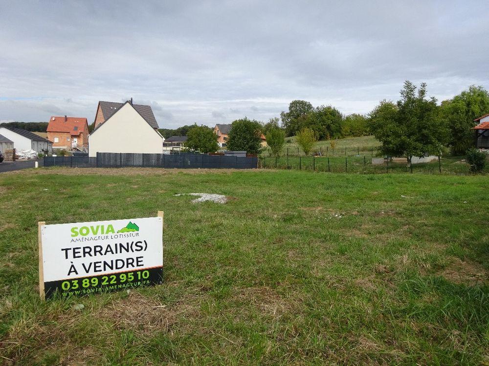 Vente -  Vente Terrain   Schoenenbourg (67)