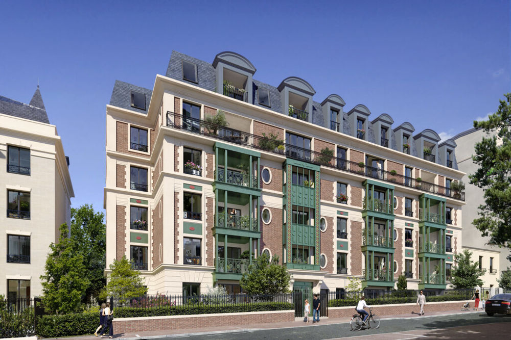 Appartements neufs   Clamart (92140)