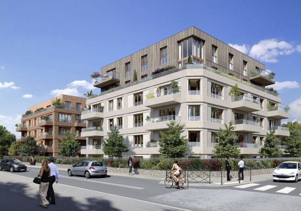 Appartements neufs et Maisons neuves   Colombes (92700)
