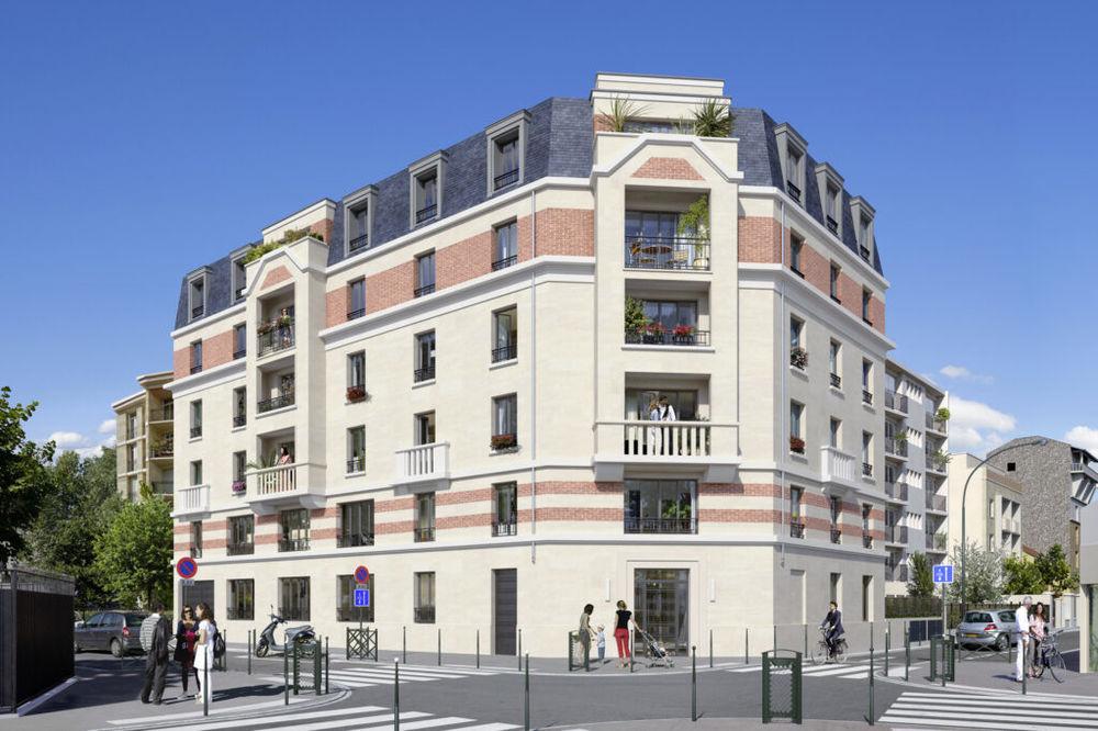 Appartements neufs   Asnières-sur-Seine (92600)