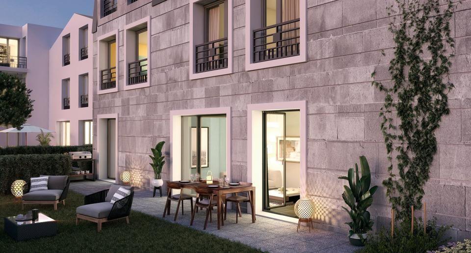 Appartements neufs et Maisons neuves   Saint-Ouen (93400)
