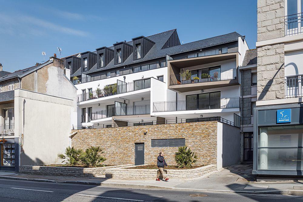 Appartements neufs   Quimper (29000)