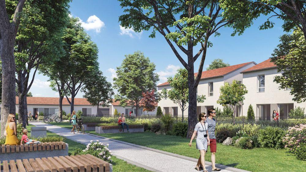 Maisons neuves   Beynost (01700)