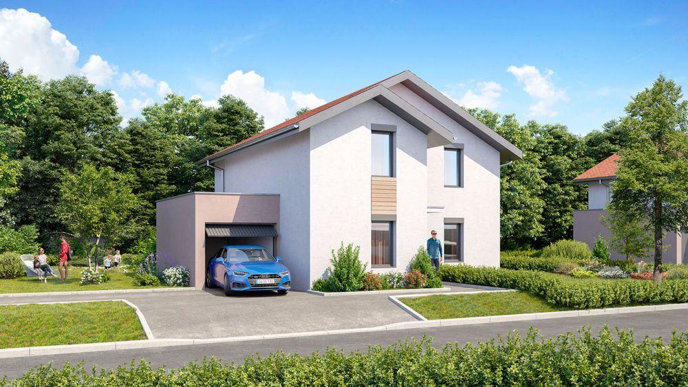 Maisons neuves   Crozet (01170)