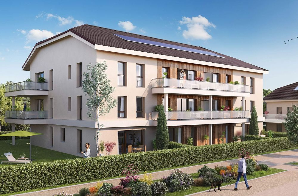 Appartements neufs   Crozet (01170)