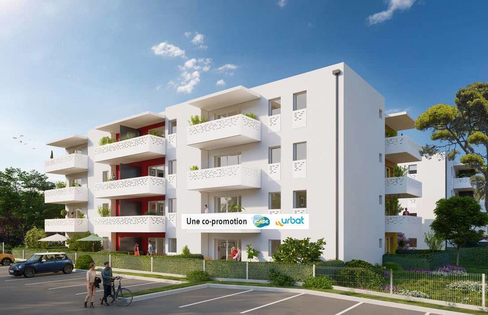 Appartements neufs   Perpignan (66000)