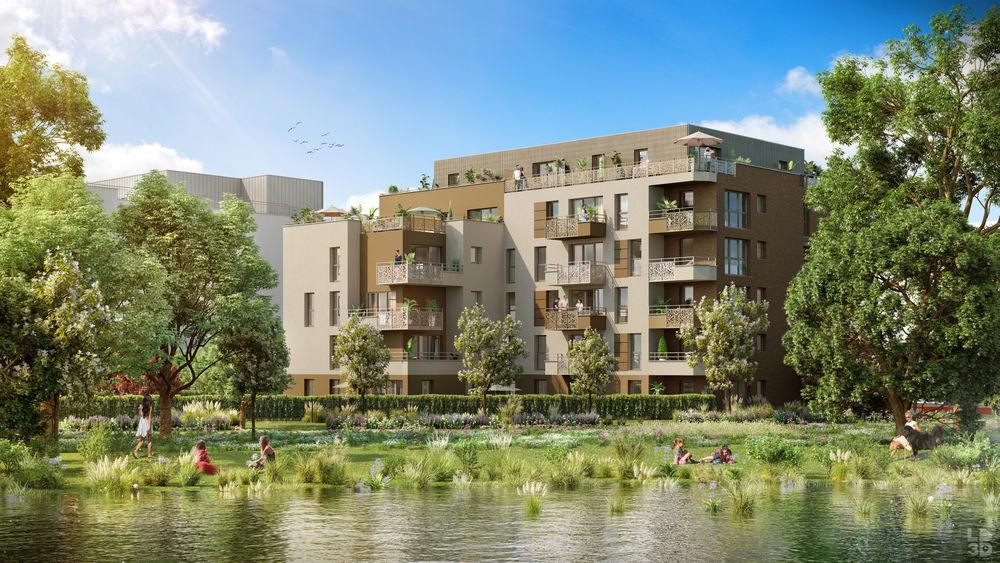 Appartements neufs  Loi  Amiens (80000)