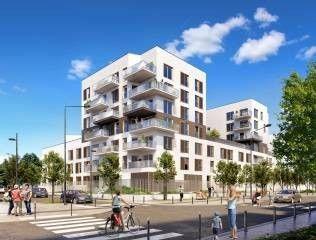 Appartements neufs   Saint-Denis (93200)