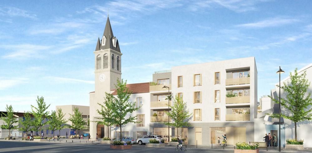 Appartements neufs   Pierrefitte-sur-Seine (93380)