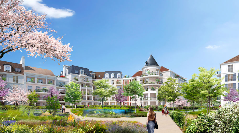Appartements neufs   Le Blanc-Mesnil (93150)
