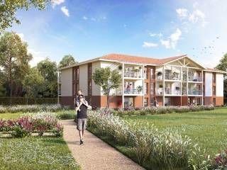 Appartements neufs  Loi  Belin-Béliet (33830)