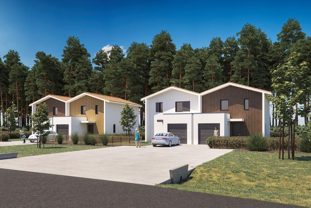 Maisons neuves   Biscarrosse (40600)