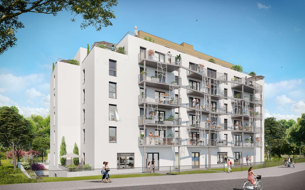 Appartements neufs et Maisons neuves  Loi  Clermont-Ferrand (63100)