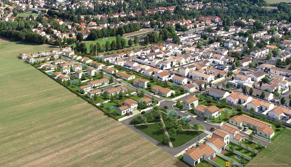 Vente -   Terrain - 260 m²    Niort (79)