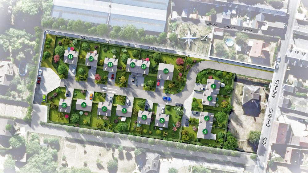 Vente -   Terrain - 305 m²    Pussay (91)