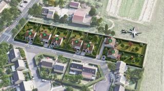 Vente -   Terrain - 505 m²    Moret Sur Loing (77)