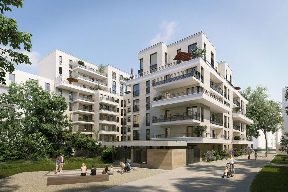 Appartements neufs   Clichy (92110)