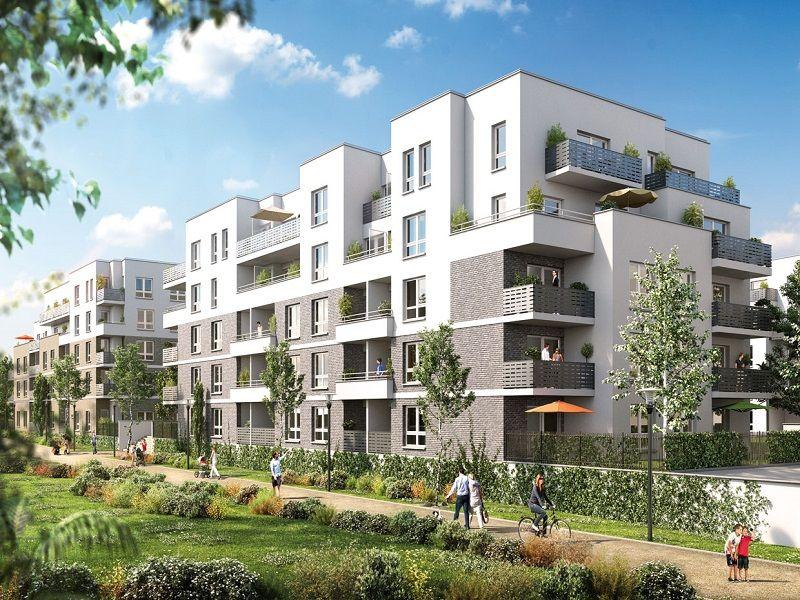 programme neuf les jardins don bosco caen 14000 37705. Black Bedroom Furniture Sets. Home Design Ideas