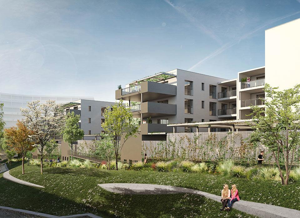Appartements neufs   Chamalières (63400)