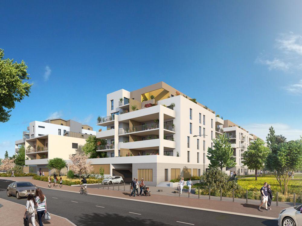 Appartements neufs et Maisons neuves   Lormont (33310)