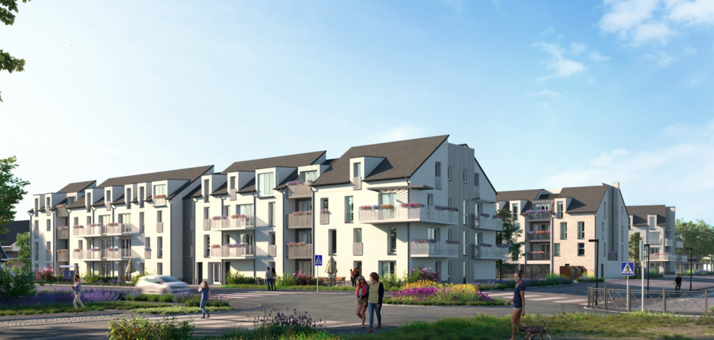 Appartements neufs  Loi  Melun (77000)