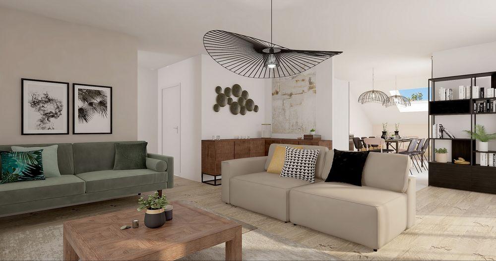 Appartements neufs   Moens (01280)