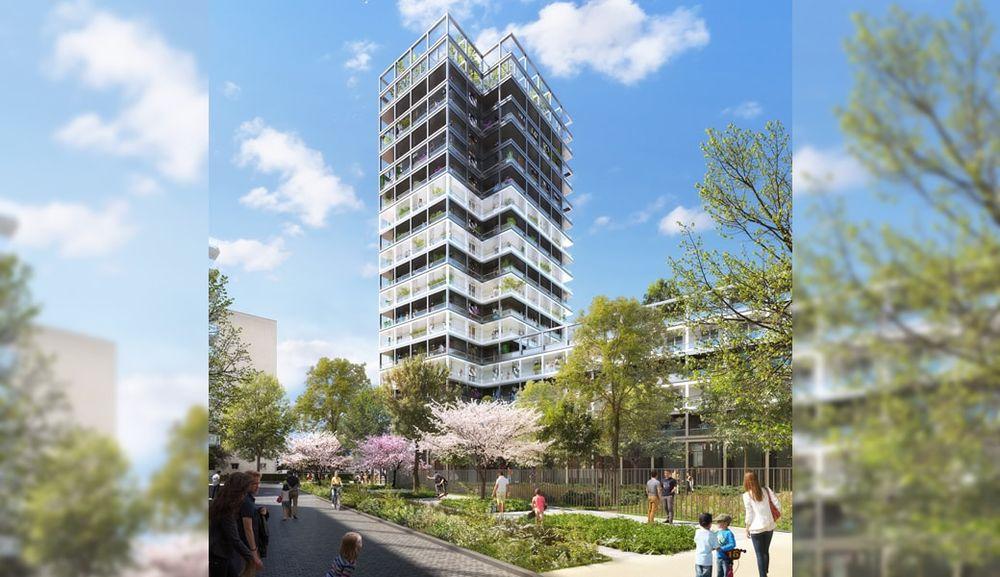 Appartements Neufs Loi Asnires Sur Seine 92600