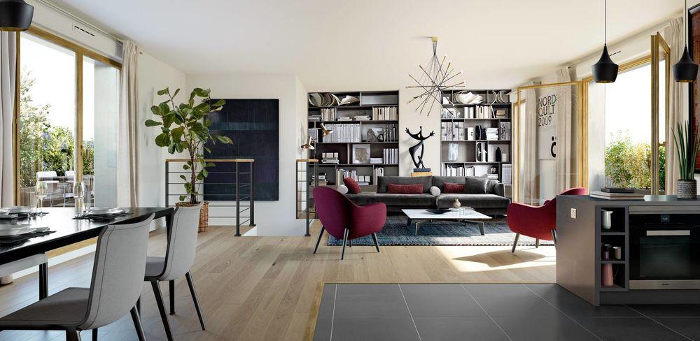 Appartements neufs   Meudon (92190)
