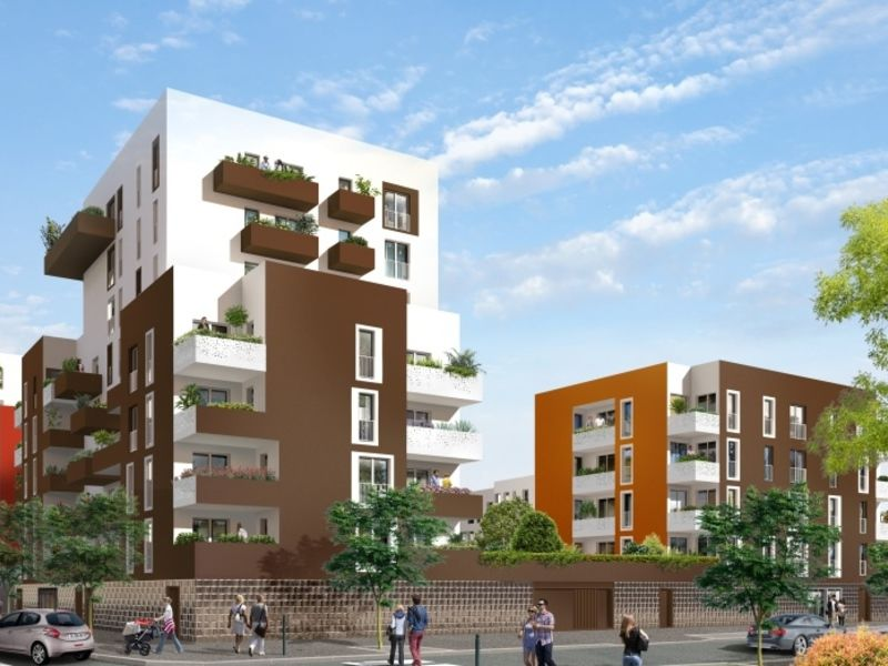 programme neuf evry quartier en plein renouveau evry 91000 38856. Black Bedroom Furniture Sets. Home Design Ideas
