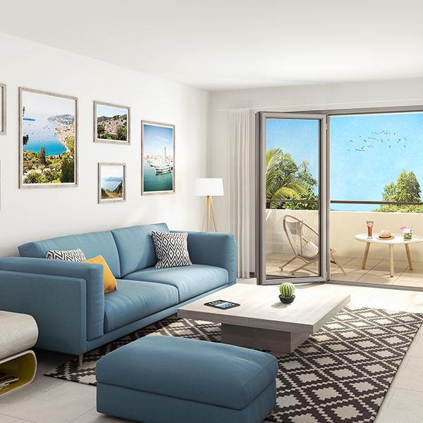 Appartements neufs  Loi  Grans (13450)
