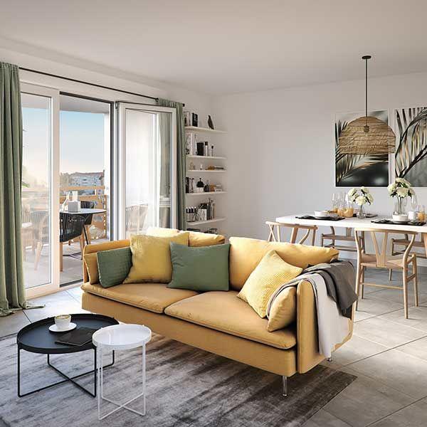 Appartements neufs  Loi  Toulon (83000)
