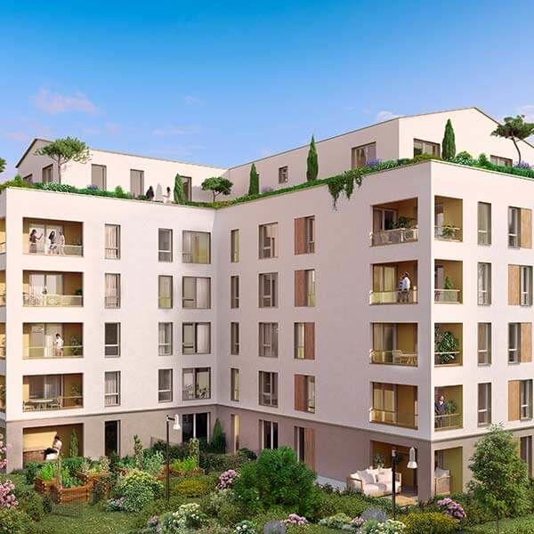 Appartements neufs  Loi  Dijon (21000)