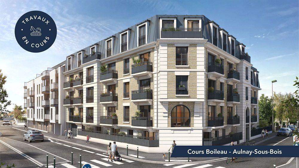 Appartements neufs   Aulnay-sous-Bois (93600)