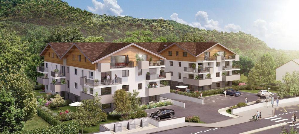 Appartements neufs  Loi  Publier (74500)