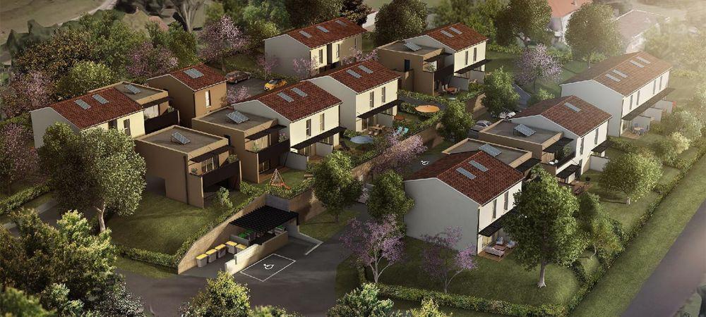 Appartements neufs  Loi  Montrabé (31850)