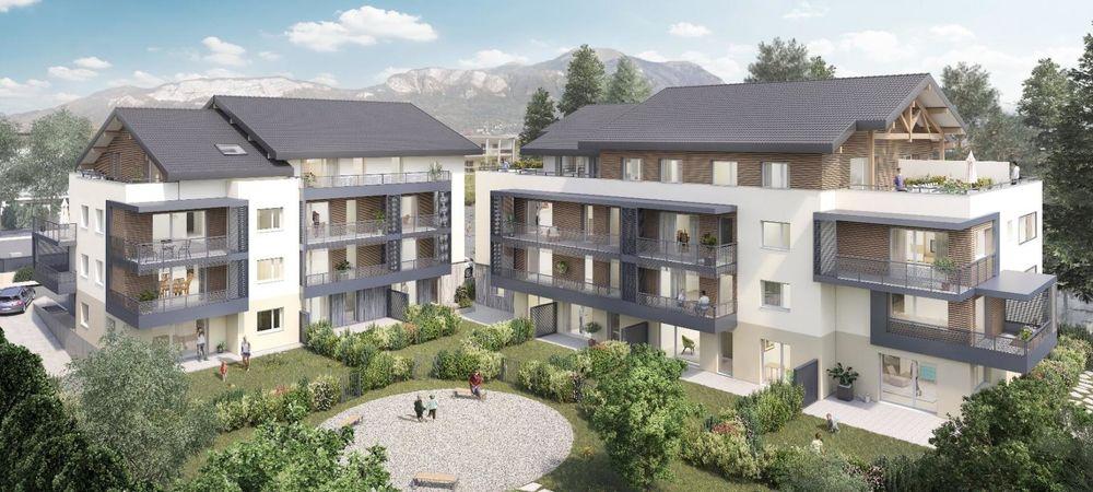 Appartements neufs  Loi  Saint-Pierre-en-Faucigny (74800)